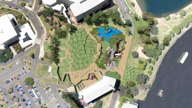 Garden Theatre concept - September 2015